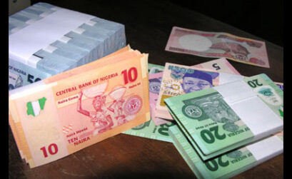 The Nigerian currency - Naira