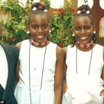 The Quadruplets from Nigeria have been living in the UK since the age of seven