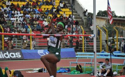 Mission2London: Doreen Amata - Nigerian High Jump Champion