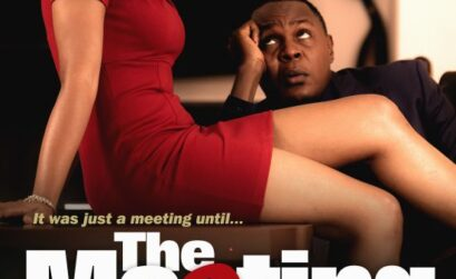 The Meeting is directed by Mildred Okwo, produced by Rita Dominic and Mildred Okwo and superbly written by Tunde Babalola.