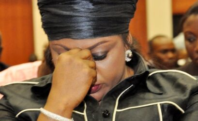Nigerian Aviation Minister, Stella Oduah