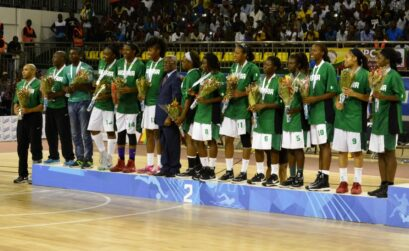 Nigeria Basketball women's team