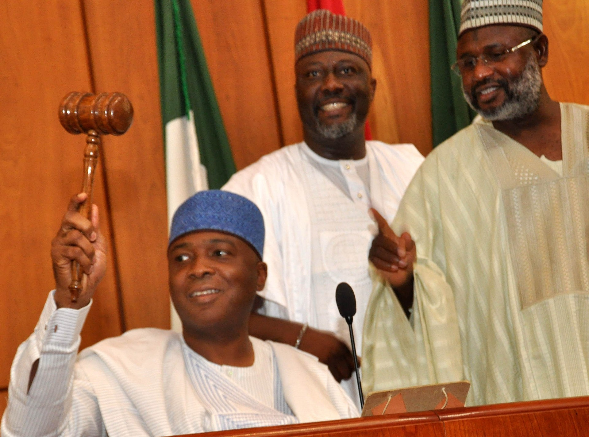 """We have received Buhari's letter"" – Nigerian Senate"