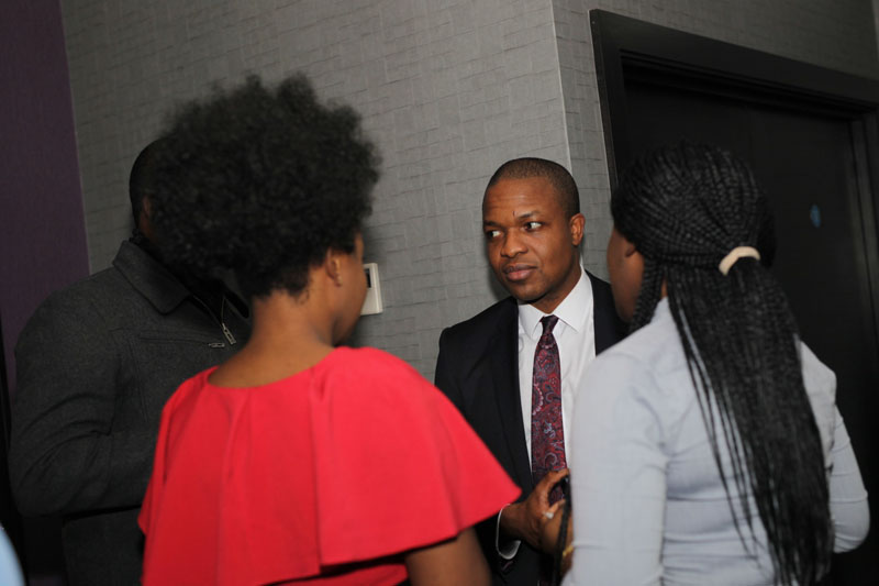 Photo Gallery from the Move Back to Nigeria group (MBTN) Networking Night in London