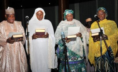 Nigerian Ministers