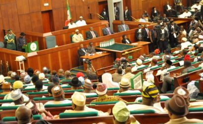 Nigeria House of Assembly