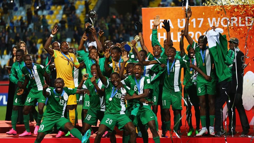 Nigeria Golden Eaglets