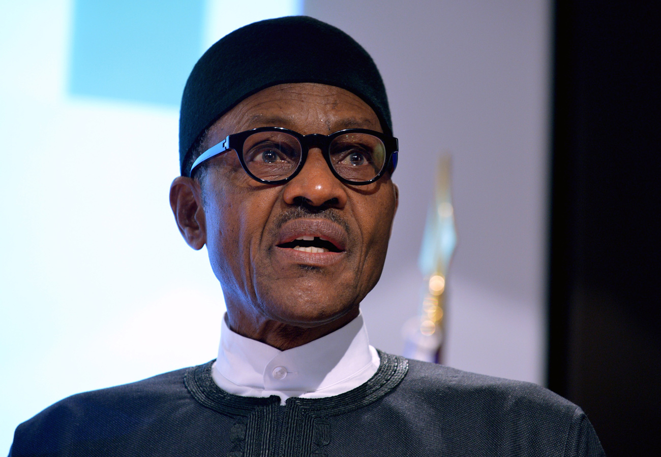 Nigeria – President Buhari signs minimum wage into law