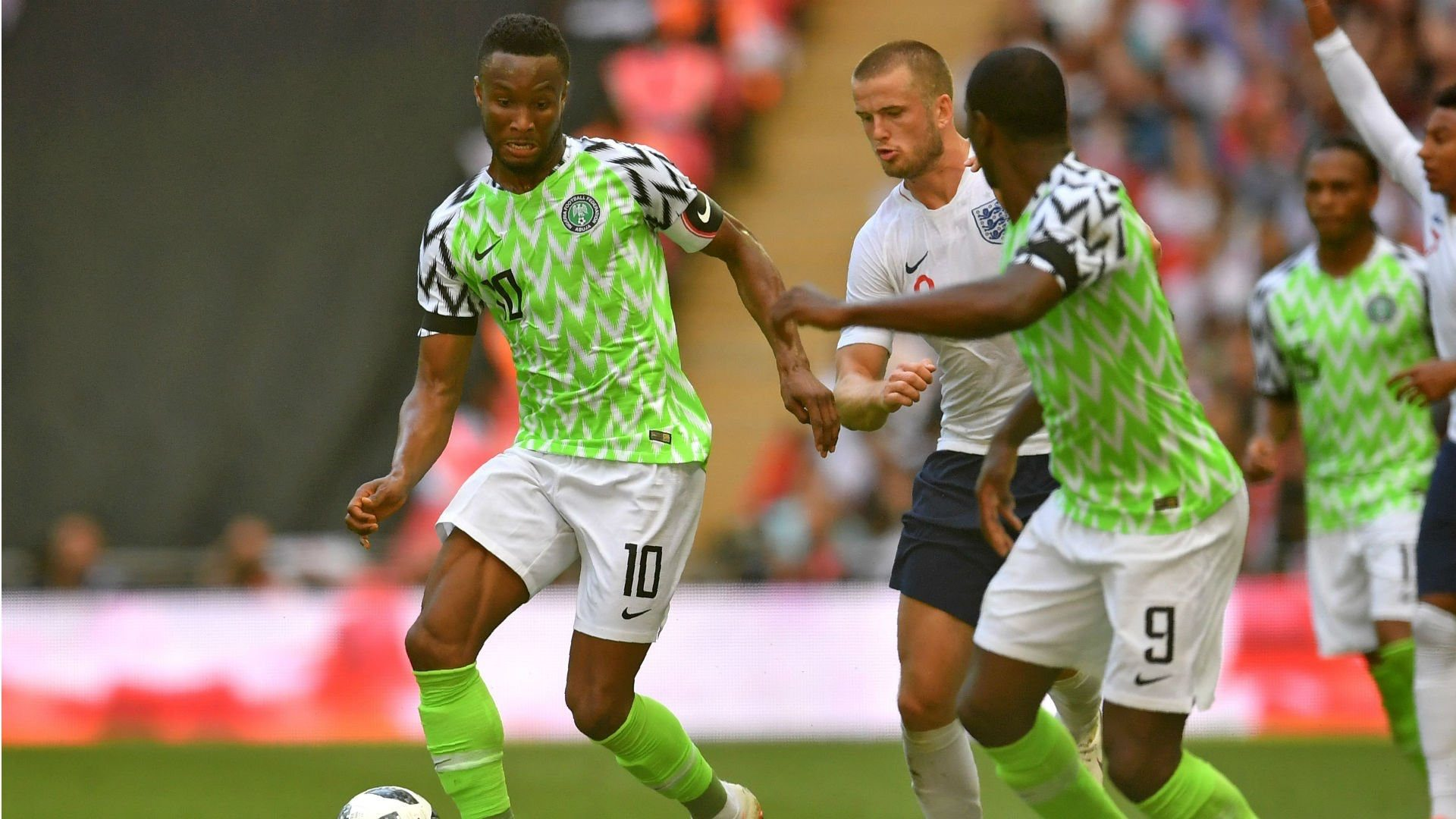 Super Eagles Captain – Mikel John Obi: 'We have to improve together as a team'