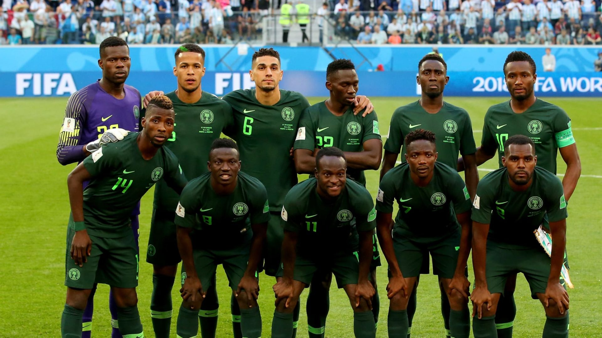 Russia 2018: Rojo returns to haunt Nigeria as Argentina progress