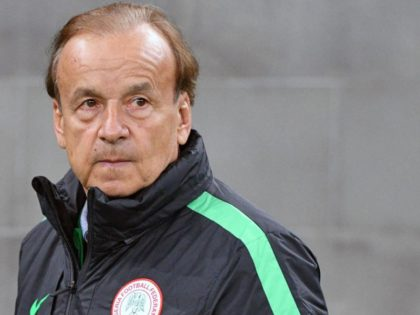 Rohr: Super Eagles have to improve play