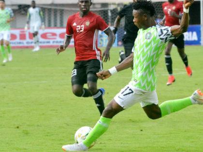 U23 AFCON: Libya beats Nigeria 2-0