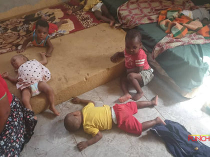 Government agency sacks 150 orphans from home