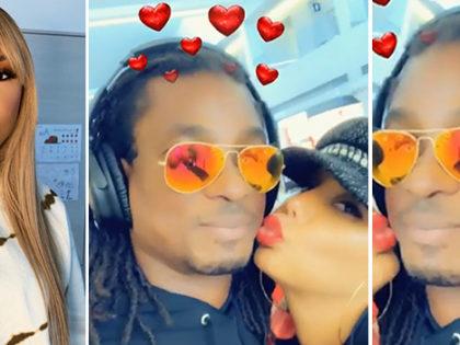 Tamar Braxton reconciles with Nigerian boyfriend