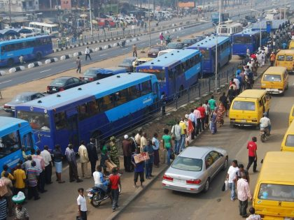 LAGOS: Task Force arrests 71 suspected miscreants in Oshodi