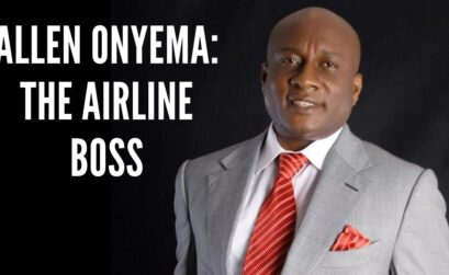 Sir Allen Onyema - Chairman of Air Peace Airlines