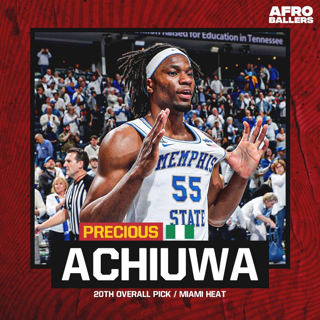 Precious Achiuwa