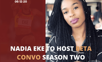 Nadia Eke to host Beta Convo