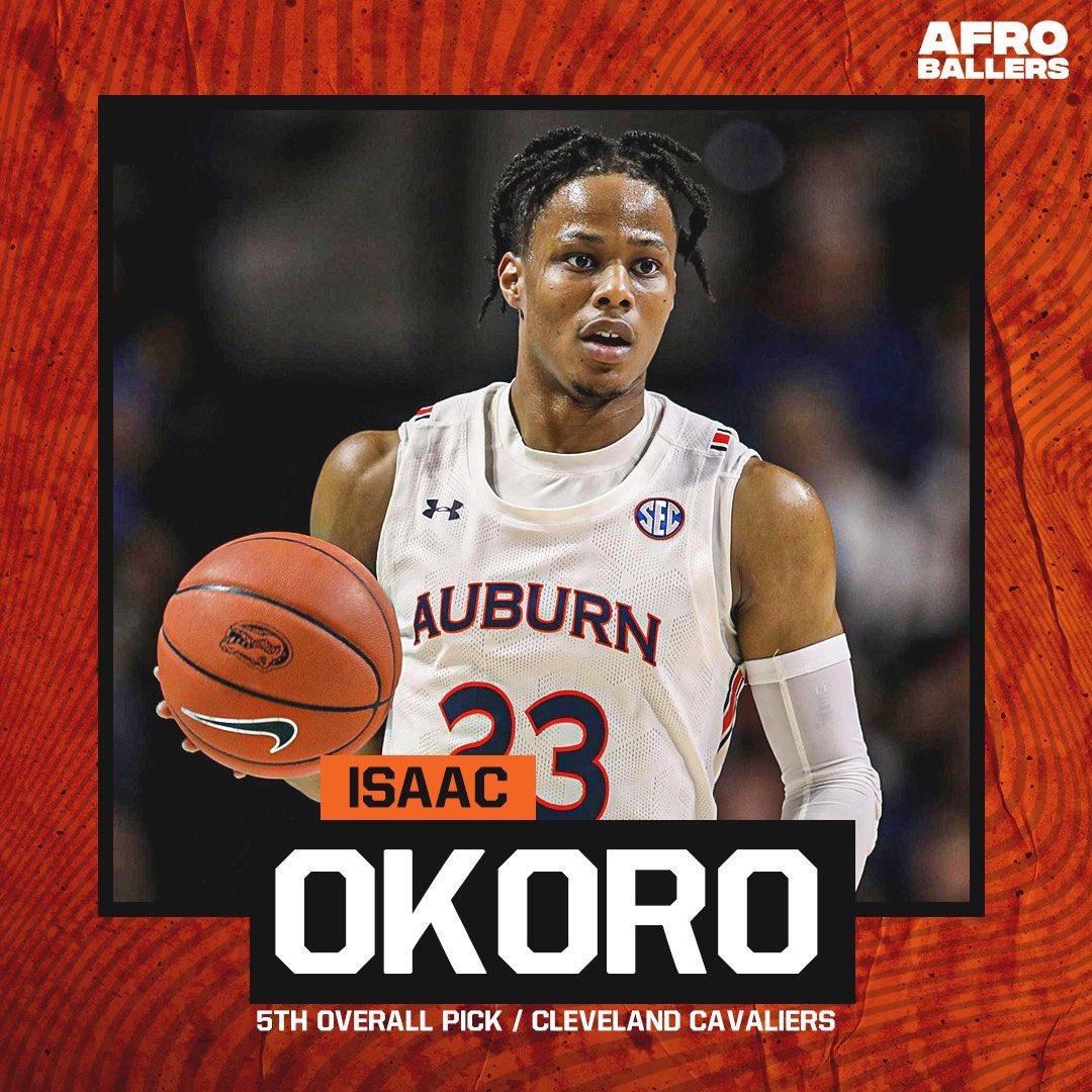 Isaac Okoro