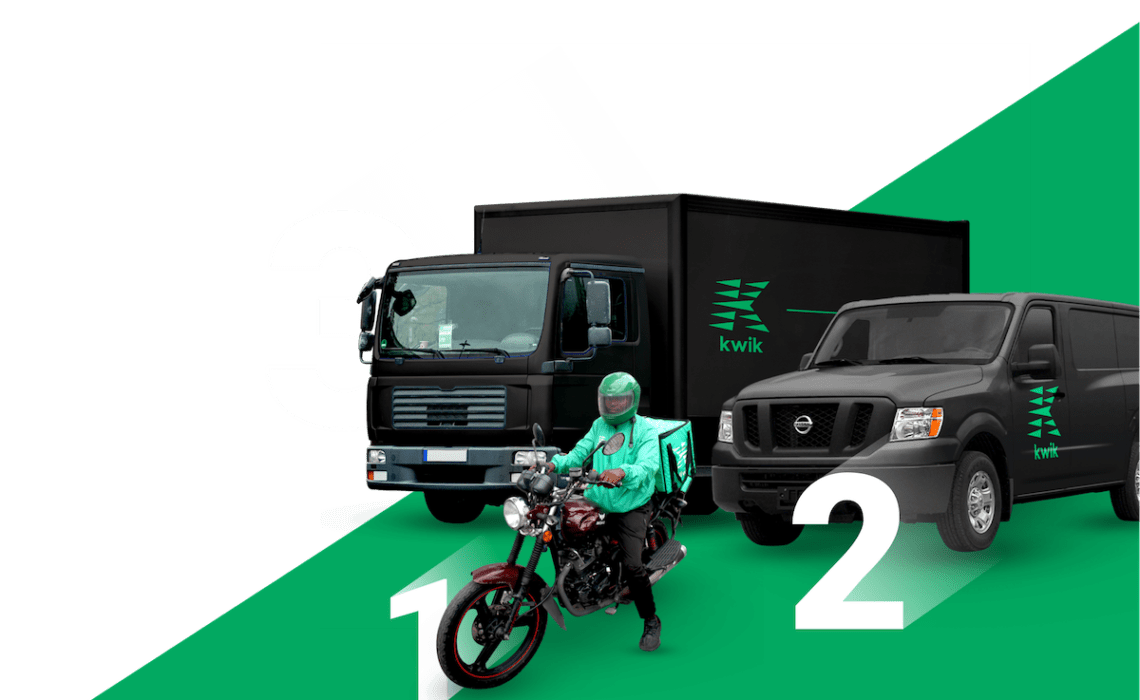 Kwik Delivery Lagos